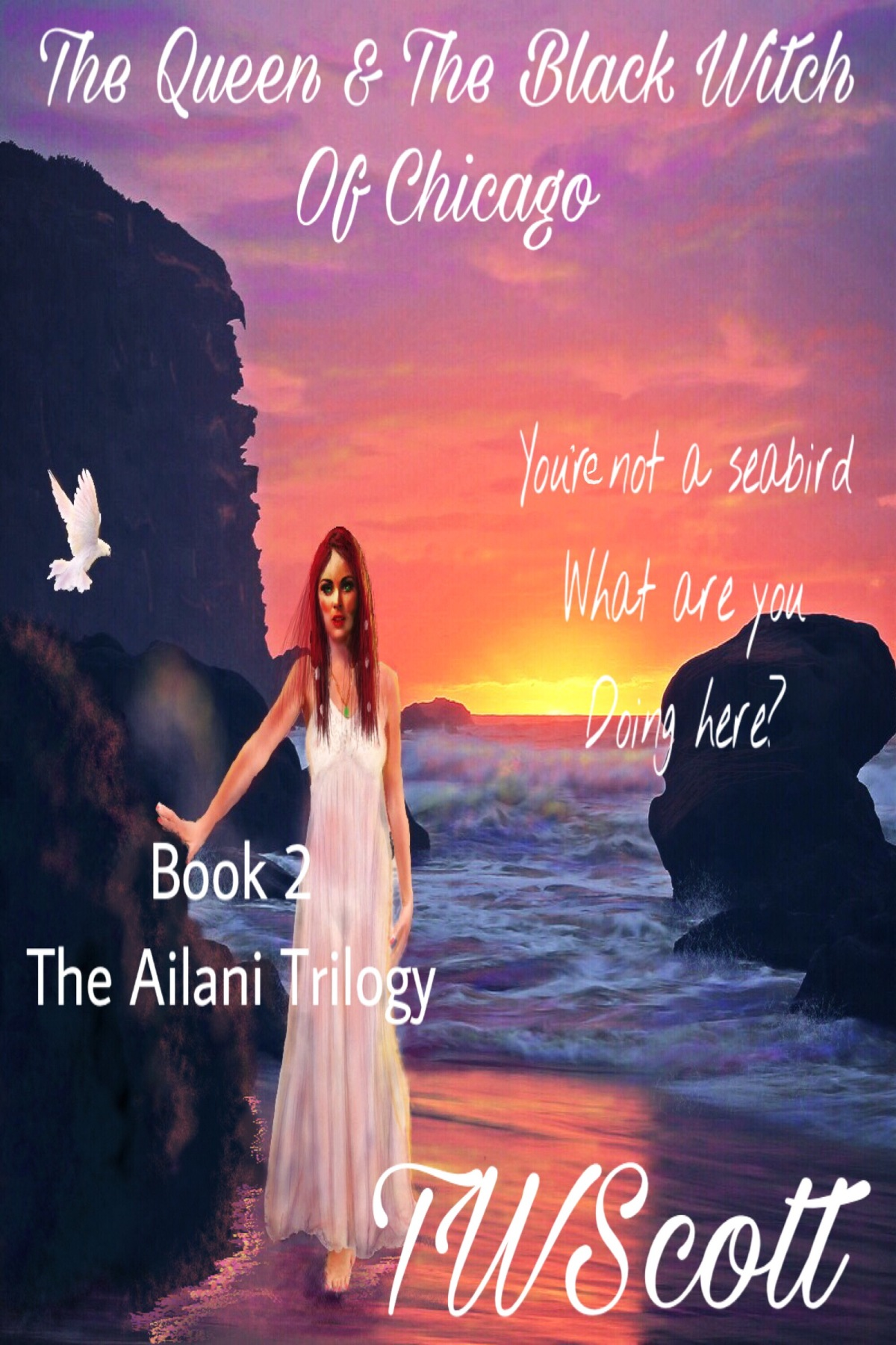 New Release of Book 2 of the Ailani Trilogy! and….Why?….
