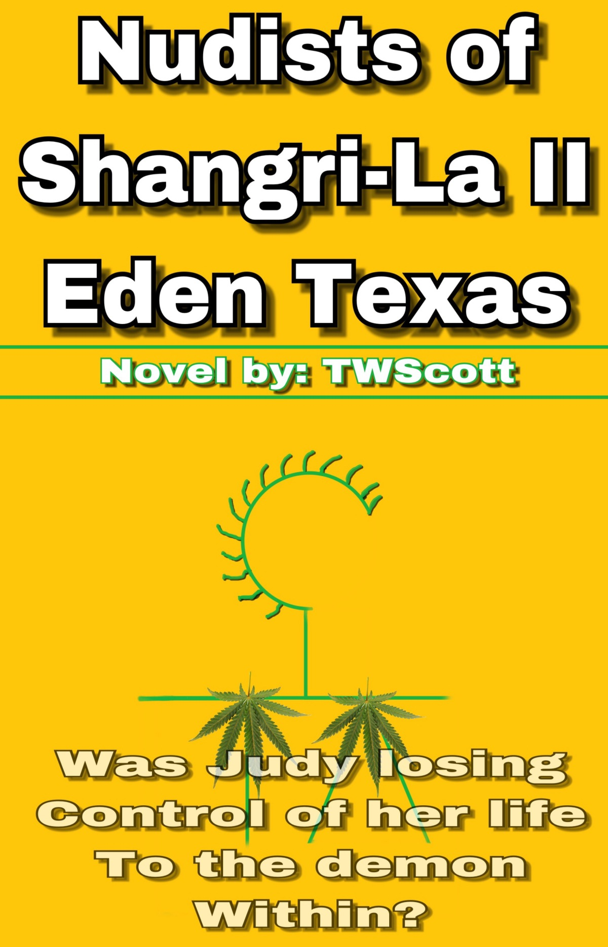 New Release of Nudists of Shangri-La II Eden Texas