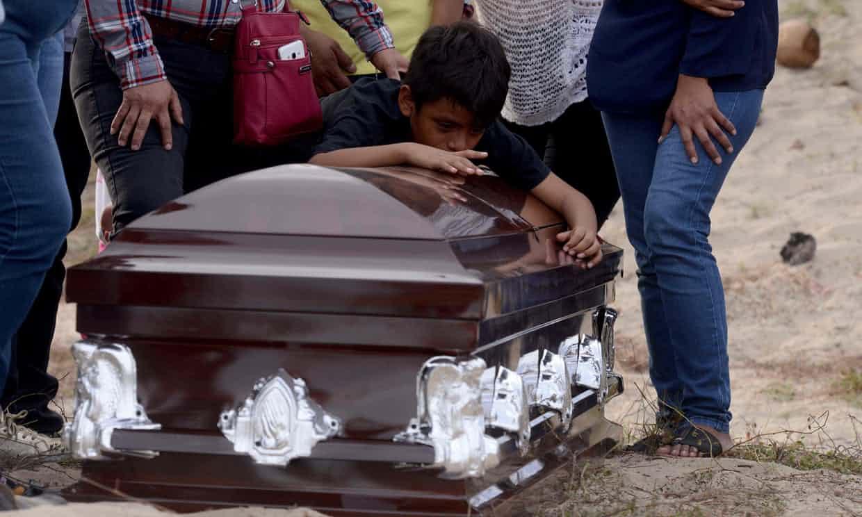 coffin mexico