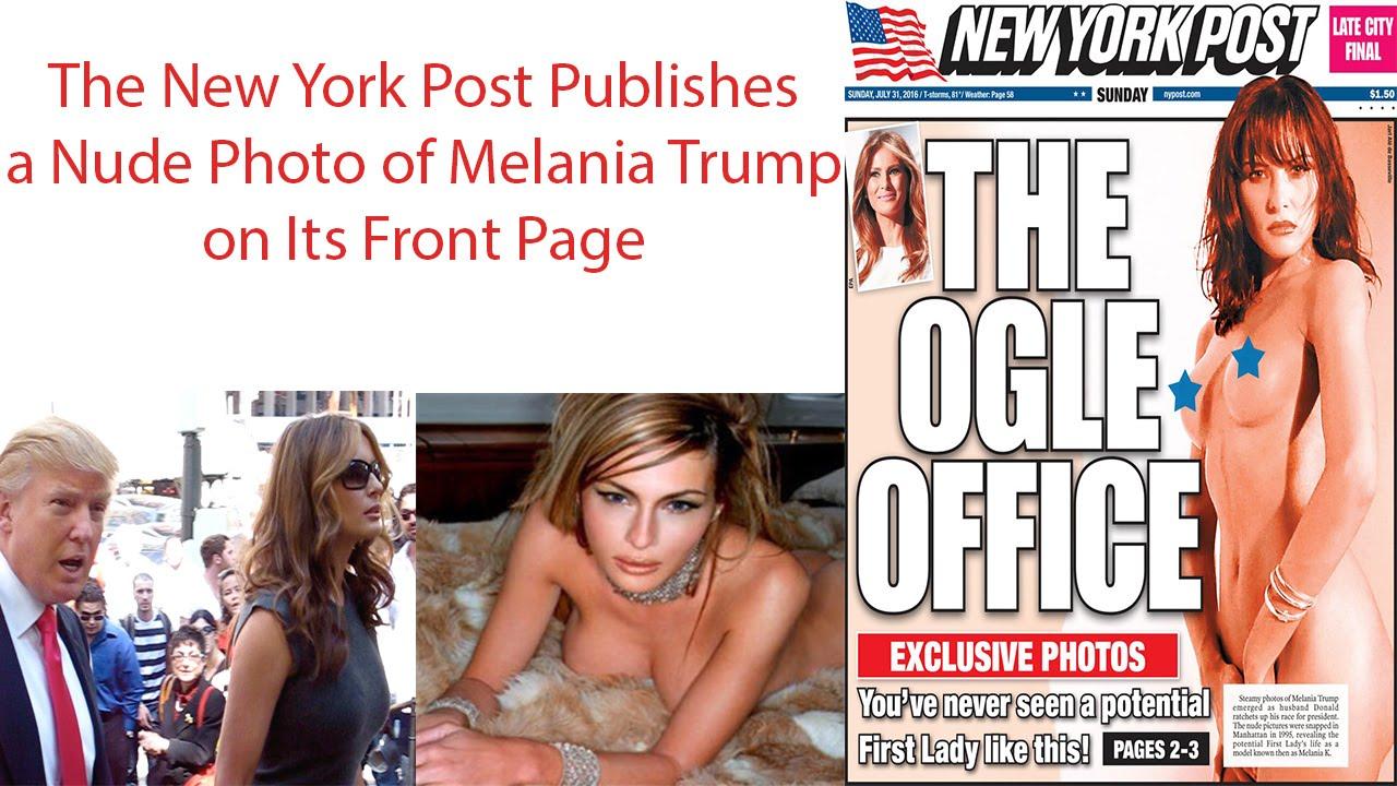 melania new york post