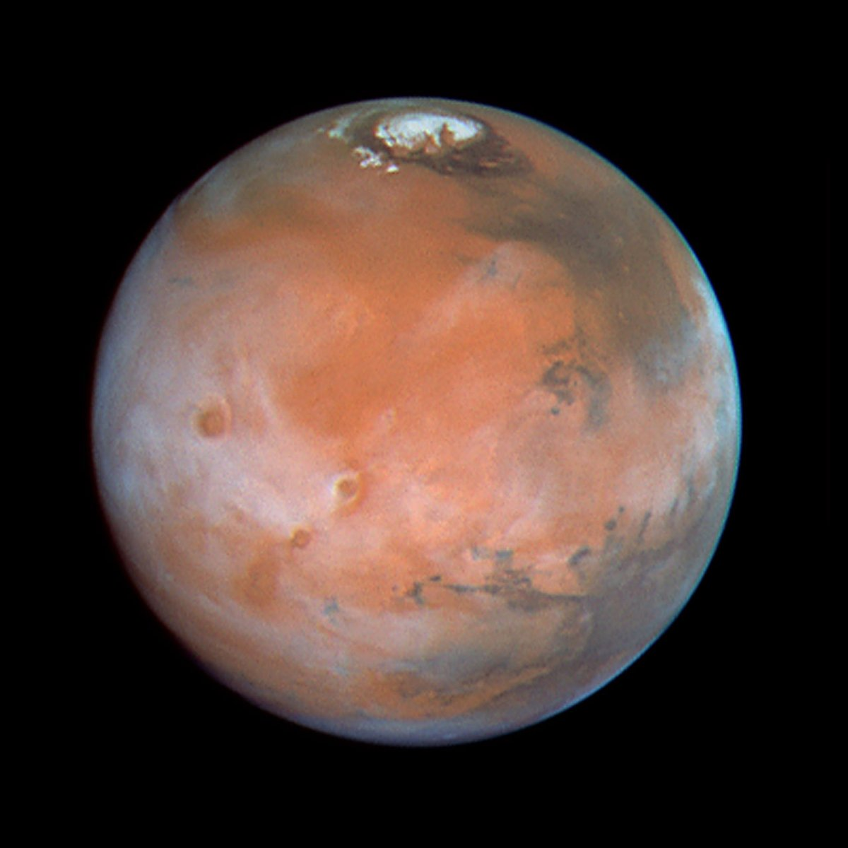 Climate Change on Mars…Really?